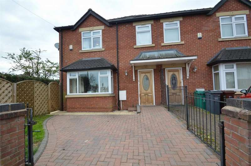 4 Bedrooms End Of Terrace House for sale in Catterick Road, MANCHESTER