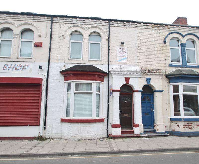 5 Bedrooms Terraced House for sale in Princes Road, Middlesbrough