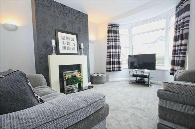 3 Bedrooms Semi Detached House for sale in Anlaby Park Road North, Hull, HU4