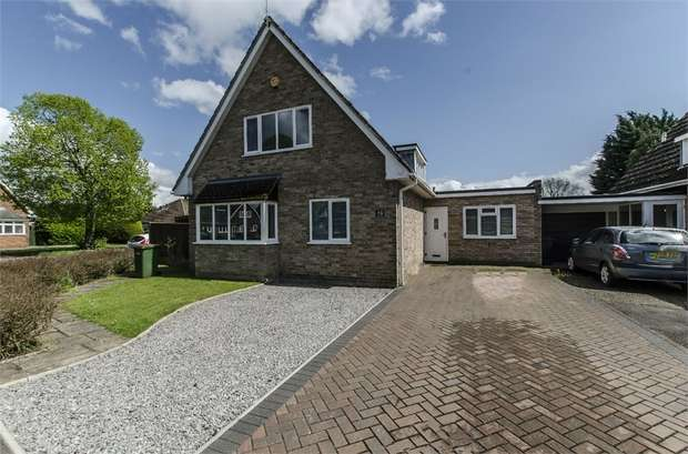 3 Bedrooms Detached House for sale in Oakgrove Gardens, Bishopstoke, EASTLEIGH, Hampshire