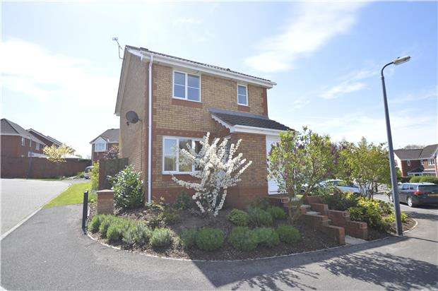 3 Bedrooms Detached House for sale in St. Saviours Rise, Frampton Cotterell, BRISTOL, BS36 2TR