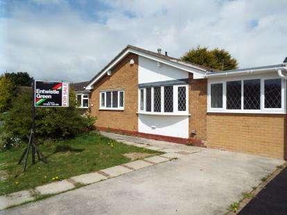 3 Bedrooms Bungalow for sale in Holcroft Place, Lytham St Annes, Lancashire, FY8