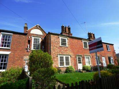 4 Bedrooms Terraced House for sale in Old Bolingbroke, Spilsby, Lincolnshire