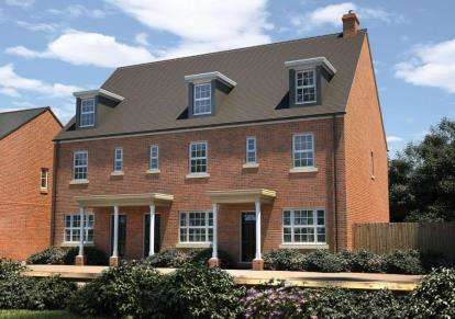 2 Bedrooms Semi Detached House for sale in Topsham, Exeter