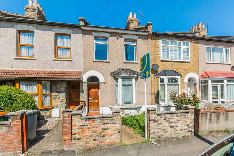 2 Bedrooms House for sale in Chestnut Avenue, Forest Gate, E7