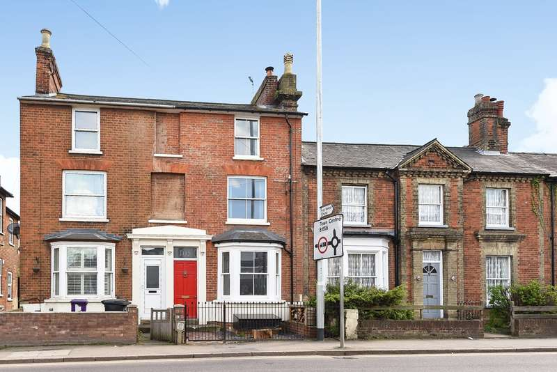 4 Bedrooms Terraced House for sale in Walsworth Road, Hitchin, SG4