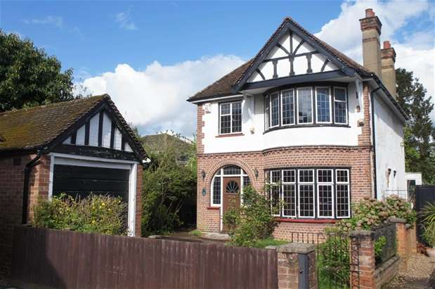 3 Bedrooms Detached House for sale in Talbot Road, Bedford