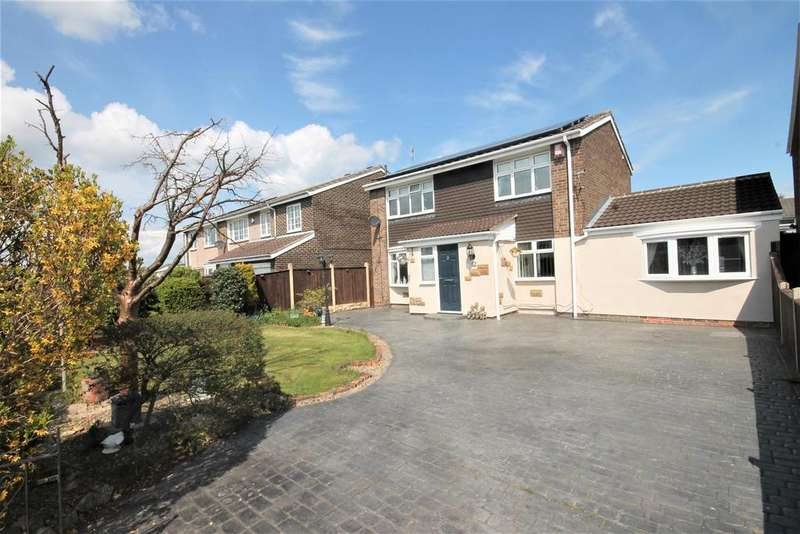 4 Bedrooms Detached House for sale in Birchwood Road, Marton-In-Cleveland