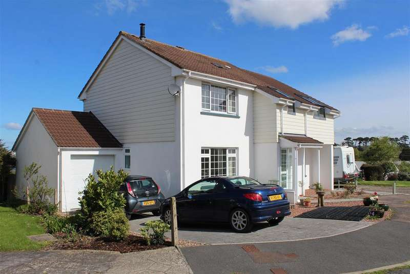 3 Bedrooms Detached House for sale in Langmead, Westleigh, Instow