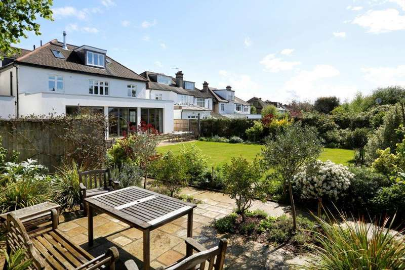 6 Bedrooms Detached House for sale in Woodfield Avenue, London SW16