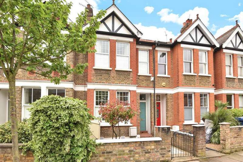 5 Bedrooms Terraced House for sale in Glenfield Road, West Ealing