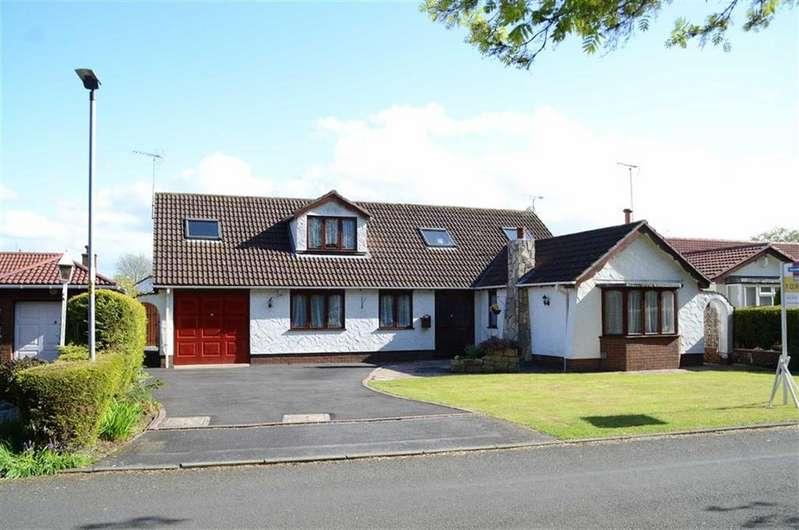 5 Bedrooms Detached Bungalow for sale in Fairways Drive, Little Sutton, CH66