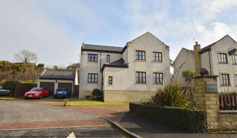 4 Bedrooms Detached House for sale in 43 Snowdon Terrace, West Kilbride, KA23 9HN