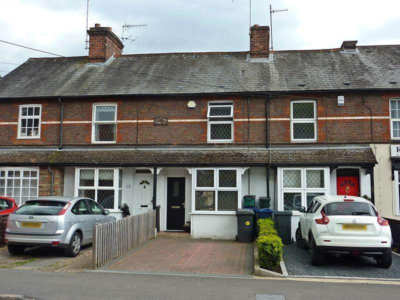 3 Bedrooms Terraced House for sale in WOOBURN GREEN
