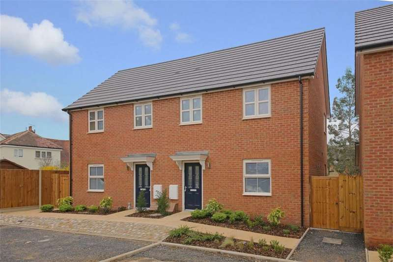 3 Bedrooms Detached House for sale in Plot 5 Knightswood, Cambridge Road, Stansted Mountfitchet