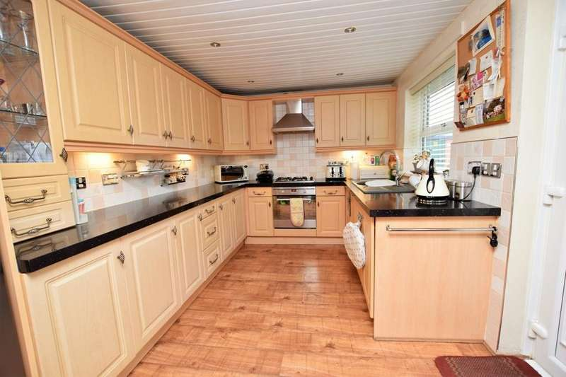 2 Bedrooms Terraced House for sale in Pea Road, Stanley, Co. Durham