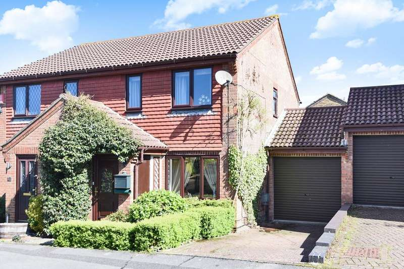 3 Bedrooms Semi Detached House for sale in Leybourne, West Malling