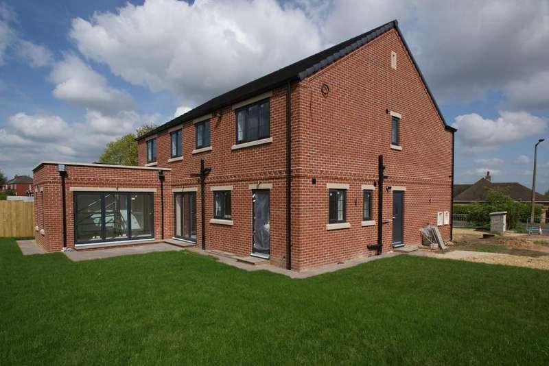 5 Bedrooms Detached House for sale in Doncaster Road, Branton
