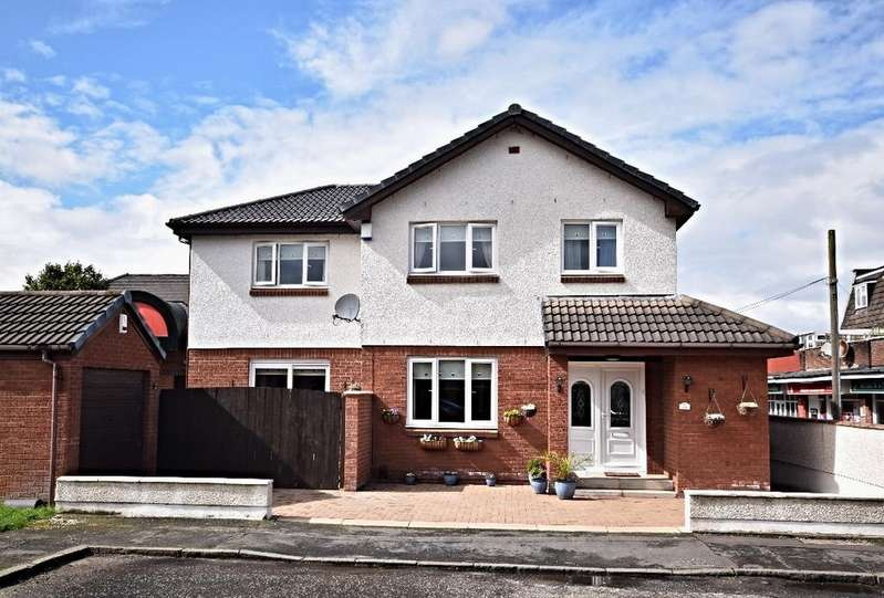 4 Bedrooms Detached Villa House for sale in Hollow Park, Alloway, Ayr, South Ayrshire, KA7 4SR