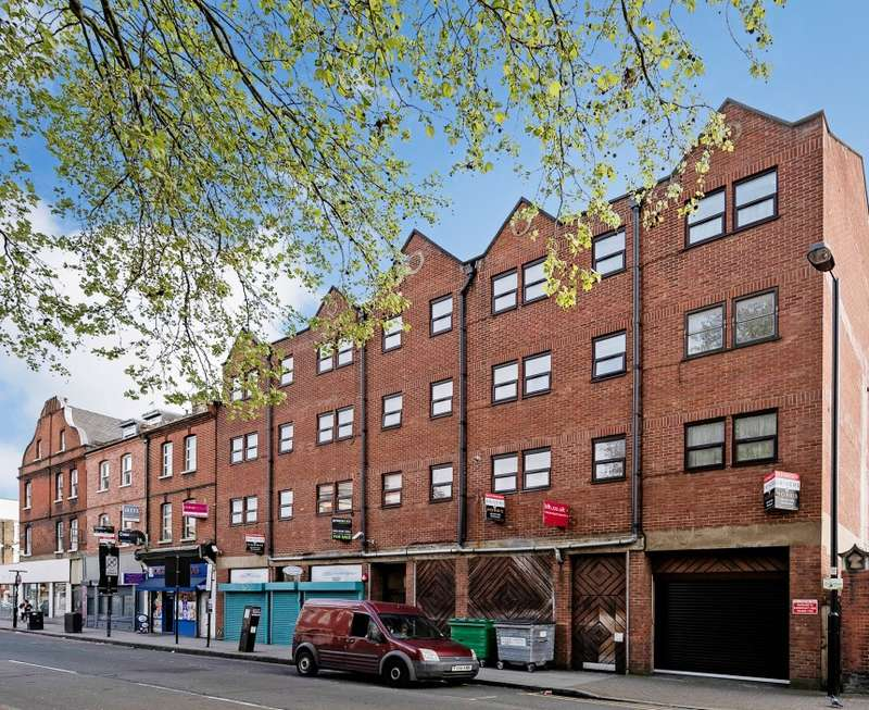 1 Bedroom Flat for sale in Hornsey Road, Finsbury Park, London, N7 6RA