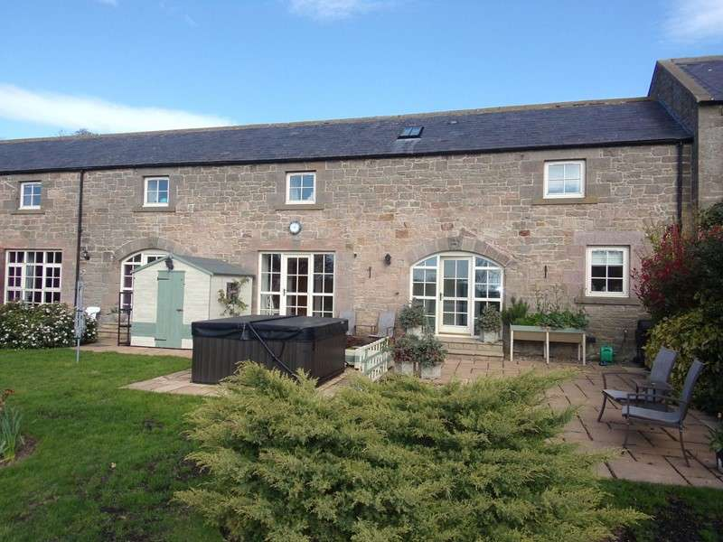 4 Bedrooms Property for sale in North Charlton, North Charlton, Chathill, Northumberland, NE67 5HP