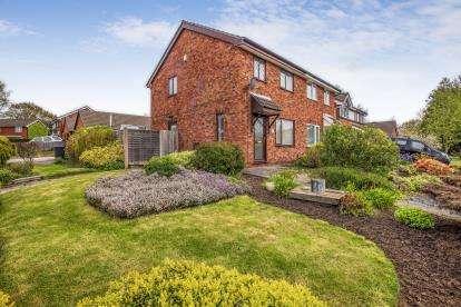 3 Bedrooms Semi Detached House for sale in Parkside, Lea, Preston, Lancashire