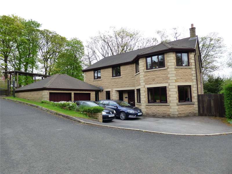 4 Bedrooms Detached House for sale in Partington Park, Glossop, SK13