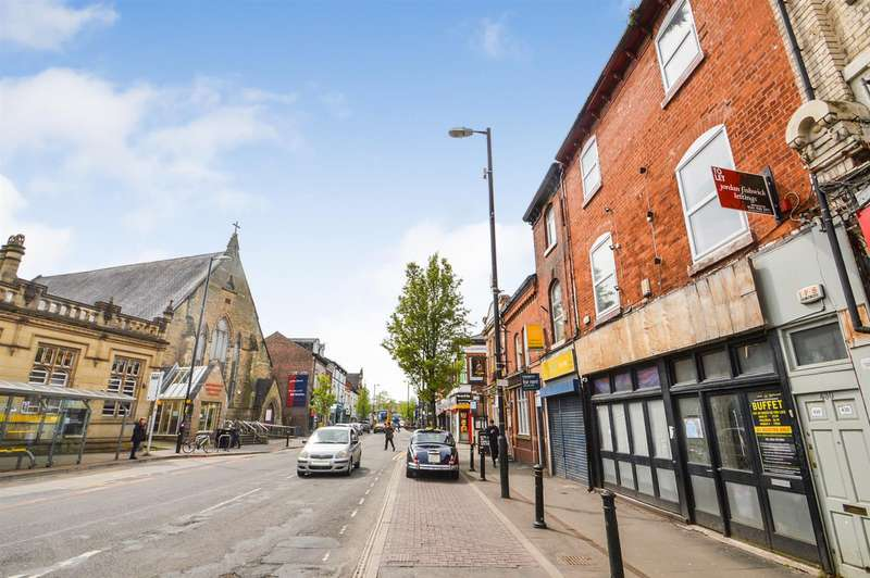 6 Bedrooms Apartment Flat for sale in Wilmslow Road, Manchester