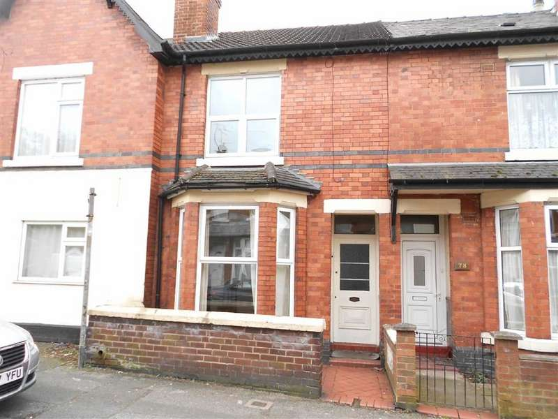 3 Bedrooms Terraced House for sale in Samuel Street, Crewe, Cheshire