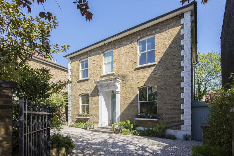 4 Bedrooms Detached House for sale in Graham Road, London, E8