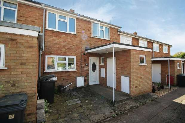 3 Bedrooms Terraced House for sale in Browns Crescent, Dunstable, Bedfordshire, LU5 6PQ