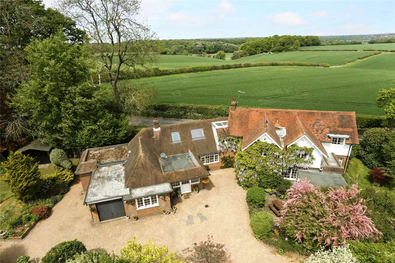 4 Bedrooms Detached House for sale in Weedon Hill, Hyde Heath, Amersham, Buckinghamshire, HP6