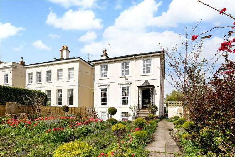 4 Bedrooms Unique Property for sale in Old Bath Road, Cheltenham, Gloucestershire, GL53