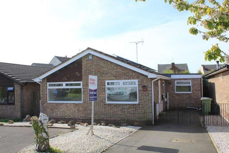 3 Bedrooms Detached Bungalow for sale in 20, Bentinck Drive, Clowne