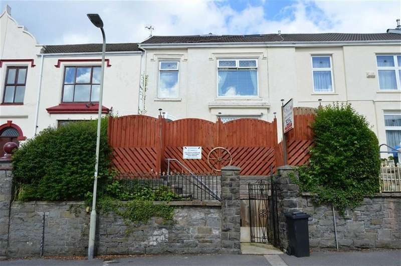 6 Bedrooms Guest House Commercial for sale in Courtland Terrace, Merthyr Tydfil