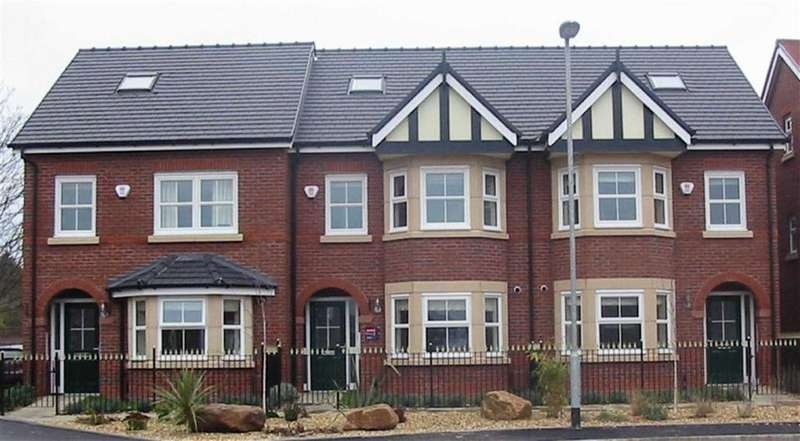 3 Bedrooms Town House for rent in Church View, Lymm, Cheshire