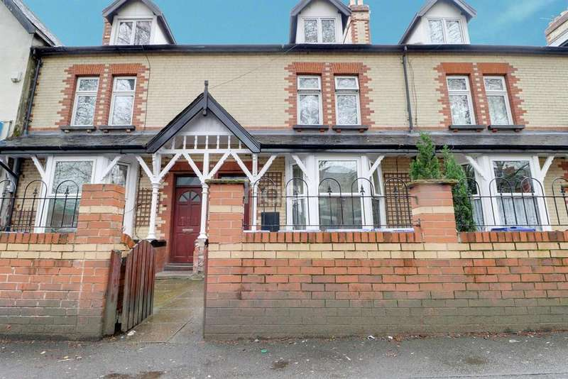 9 Bedrooms End Of Terrace House for sale in Christ Church Road, Doncaster