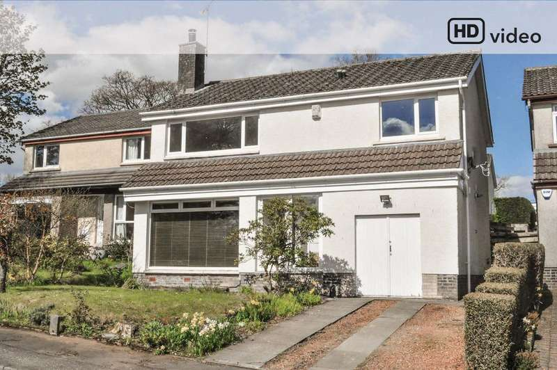 4 Bedrooms Detached House for sale in Birch Road, Killearn, Stirlingshire, G63 9SG