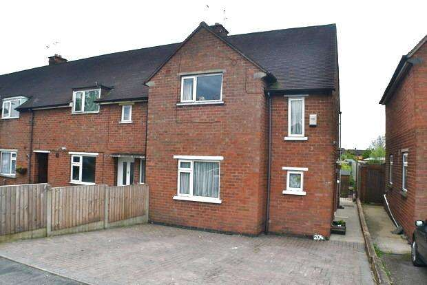 2 Bedrooms Town House for sale in Aylestone Lane, Wigston, LE18