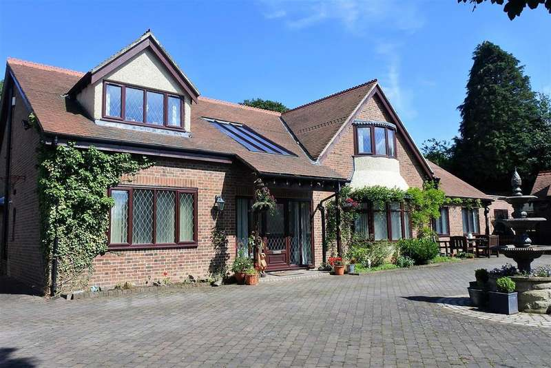 6 Bedrooms Detached Bungalow for sale in Dibdale Road, Neasham