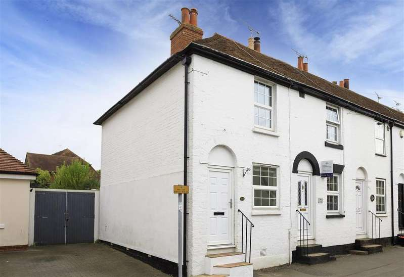 2 Bedrooms End Of Terrace House for sale in The Street, Boughton-under-Blean