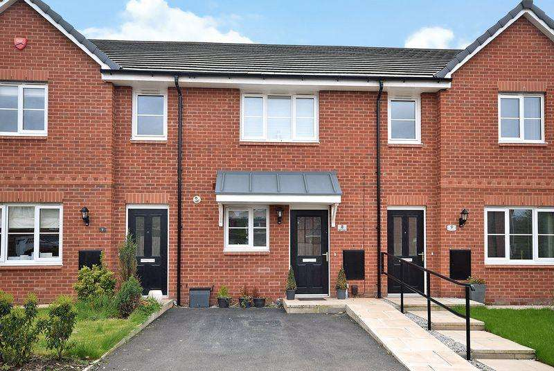 2 Bedrooms Town House for sale in Bell View, Widnes
