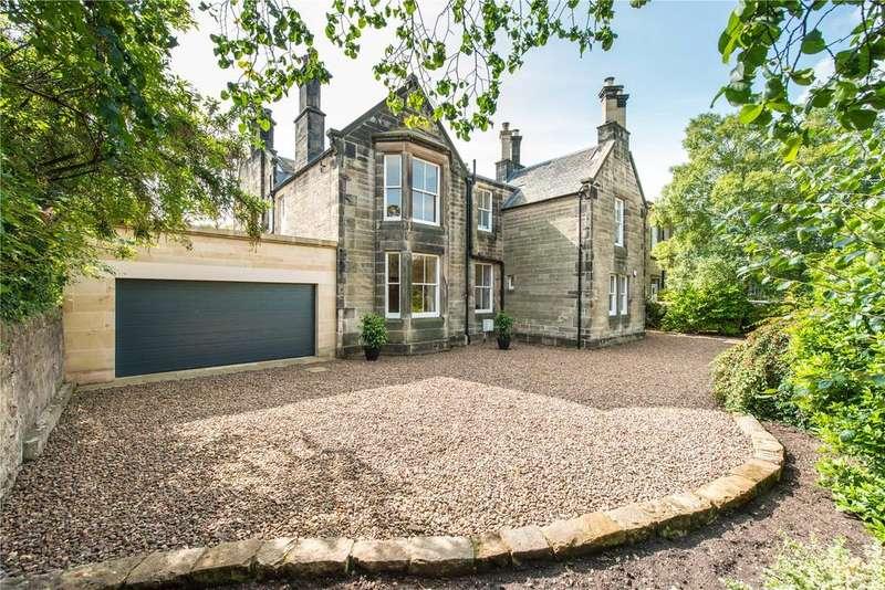 5 Bedrooms Detached House for sale in 4 Strathearn Road, Grange, Edinburgh, EH9
