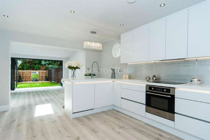 4 Bedrooms Town House for sale in The Clock House, Fernbank Road, Ascot