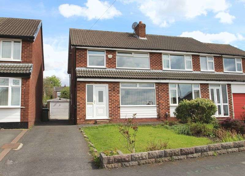 3 Bedrooms Property for sale in Henbury Drive Woodley, Stockport