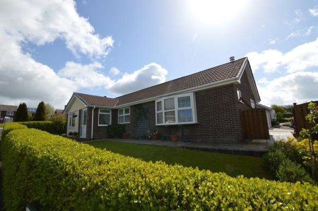 3 Bedrooms Detached Bungalow for sale in Veasy Park, Wembury, Plymouth, Devon