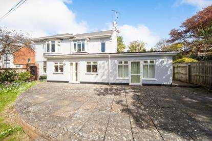3 Bedrooms Detached House for sale in Sidmouth, Devon