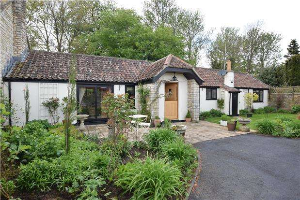 2 Bedrooms Cottage House for sale in Hunstrete, Pensford, BRISTOL, BS39 4NT