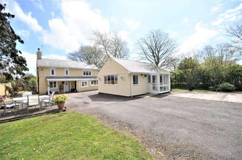4 Bedrooms Detached House for sale in Blackpool Road, Kirkham, Preston, Lancashire, PR4 2RE