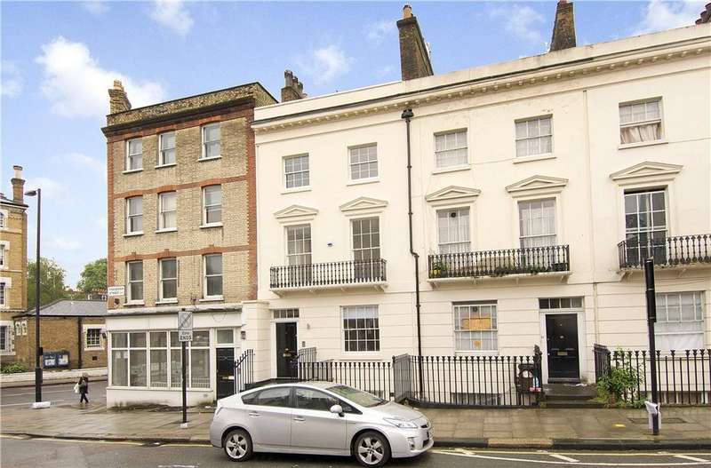 4 Bedrooms Terraced House for sale in Frederick Street, Kings Cross, London, WC1X